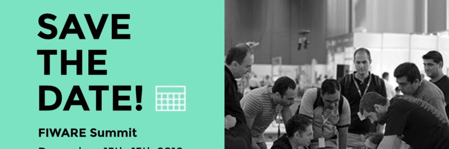 "FIWARE Summit 2016: SmartSDK presents ""FIWARE Data Management in High Availability"""