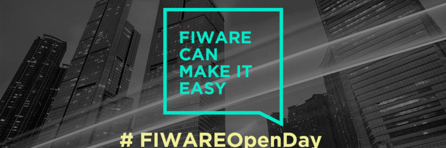 Meet SmartSDK team at the FIWARE OpenDay