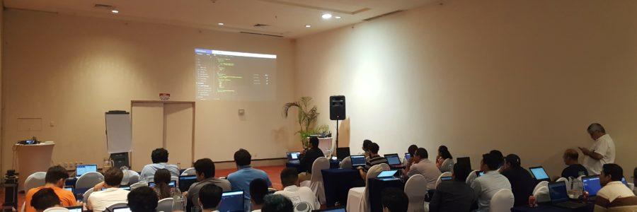 FIWARE Hackathon @ CUDI 2017