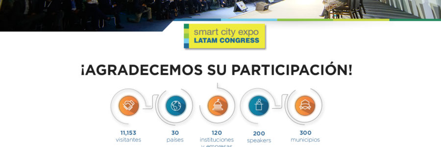 SmartSDK @ Smart City Expo LATAM 2017