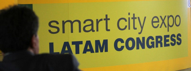 SmartSDK and FIWARE will be at the Smart City Expo Latam!